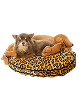 Best of Friends Dog Bed - The next time you have to go out and leave you best friend for a while don't worry, you can now leave them with their own best friend. They can play to their hearts content with the dog toy before snuggling up with their new best friend on this super comfy dog bed that is not only fun but very pract...