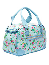 Summer Rose Pet Carrier - Our Summer Rose Pet Carrier has designer fabrics and trims which combine to create a chic carrier fit to show off your pet while complementing your wardrobe. This carrier is specifically designed to make your pet's journey as comfortable and as safe as possible. There is a mesh windows at one end of...