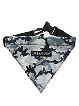 Urban Camouflage Bandana - If you have an action boy or girl this bandana will be right up their street. Just attach your lead to the D-ring and this stylish Bandana can also be used as a collar. It is lightweight, incredibly strong, stylish and practical.