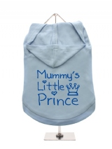 ''Mummys Little Prince'' Dog Hoodie / T-Shirt