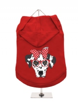 ''Humanimals: Adorable Dalmation'' Dog Hoodie / T-Shirt