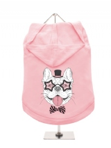 ''Humanimals: Fabulous Frenchie'' Dog Hoodie / T-Shirt