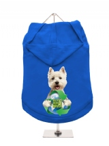 ''Recycle Reduce Reuse'' Dog Hoodie / T-Shirt