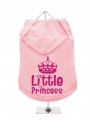 ''Little Princess #1'' Dog Hoodie