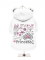 ''Pretty Princess'' Dog Sweatshirt