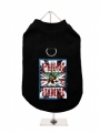 ''UK Punk Rock'' Harness T-Shirt