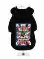 ''UK Punk Rock'' Dog Sweatshirt