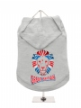 ''Team Great Britain'' Dog Hoodie