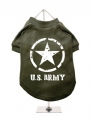 ''U.S. Army'' Dog T-Shirt