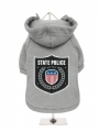 ''State Police'' Dog Sweatshirt