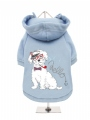 ''Humanimals: Captain Westie'' Dog Sweatshirt