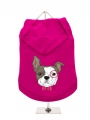 ''Humanimals: French Bulldog'' Dog Hoodie