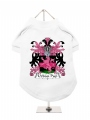 ''Family Crest / Coat of Arms'' Dog T-Shirt