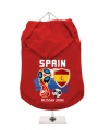 ''World Cup 2018: Spain'' Dog Hoodie