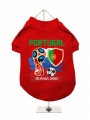 ''World Cup 2018: Portugal'' Dog T-Shirt