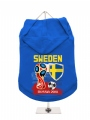 ''World Cup 2018: Sweden'' Dog Hoodie