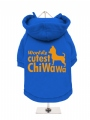 Fleece-Lined Dog Hoodie / Sweatshirt