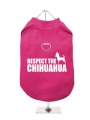 ''Respect The Chihuahua'' Harness T-Shirt