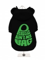 ''Plastic Aint My Bag'' Dog Sweatshirt