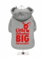 ''Little Chihuahua, Big Personality'' Dog Sweatshirt