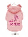 ''Worlds Cutest Yorkie'' Dog Sweatshirt