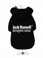 ''Jack Russell Designer Wear'' Dog Sweatshirt