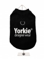 ''Yorkie Designer Wear'' Harness T-Shirt