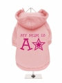 ''Mothers Day: My Mum is a Star'' Dog Sweatshirt