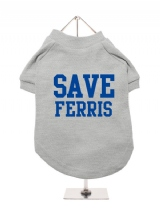 SAVE | FERRIS - Dog T-Shirt